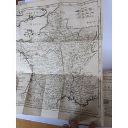 Nouveau voyage de France geographique, historique et curieux ... : avec les adresses pour trouver facilement les routes ...