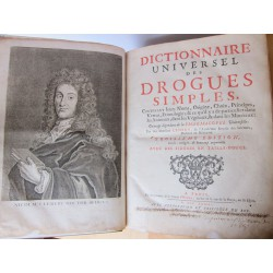 Dictionnaire universel des drogues simple