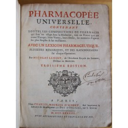 Pharmacopee Universelle