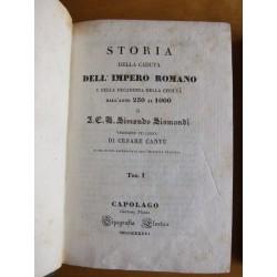 Storia della caduta dell'Impero Romano
