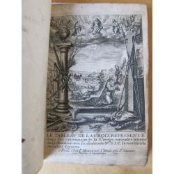 1653-Mazot-Le Tableau de la Croix représenté dans les Cérémonies de la Ste-Messe - Paris