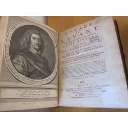 1725 Corneille Le Bruyn, Voyage au Levant