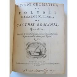 1660-Hygini et Ploybii de Castris Romanis