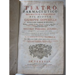 1763-Donzelli-Teatro Farmaceutico